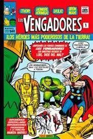 DESCARGAR LOS VENGADORES 01: LA LLEGADA DE LOS VENGADORES