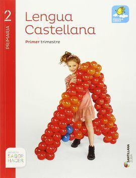 DESCARGAR SABER HACER - LENGUA CASTELLANA - 2º ED. PRIM. (CAST/EUSK)