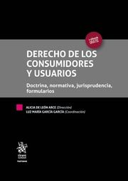 DESCARGAR DERECHO DE LOS CONSUMIDORES Y USUARIOS. TOMO I Y II