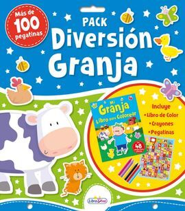PACK DIVERSION. GRANJA