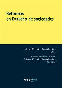 DESCARGAR REFORMAS EN DERECHO DE SOCIEDADES