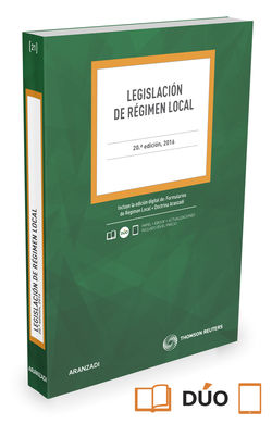 DESCARGAR LEGISLACION DE REGIMEN LOCAL 2016