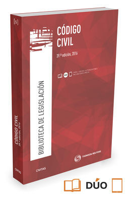 CÓDIGO CIVIL (PAPEL + E-BOOK)