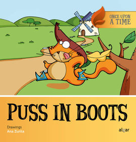 PUSS IN BOOTS /ONCE UPON A TIME
