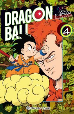DRAGON BALL COLOR ORIGEN Y RED RIBBON Nº04/08