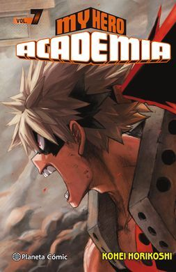 MY HERO ACADEMIA Nº07