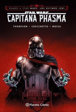 STAR WARS CAPITANA PHASMA HC (COMIC)
