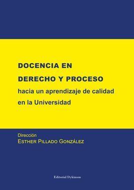 DESCARGAR DOCENCIA EN DERECHO Y PROCESO