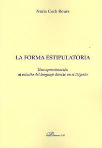 DESCARGAR LA FORMA ESTIPULATORIA