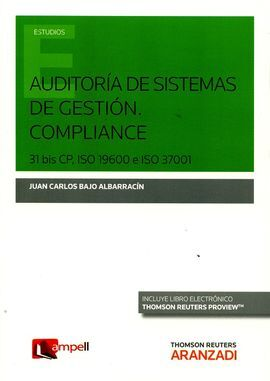AUDITORIA DE SISTEMAS DE GESTION COMPLIANCE
