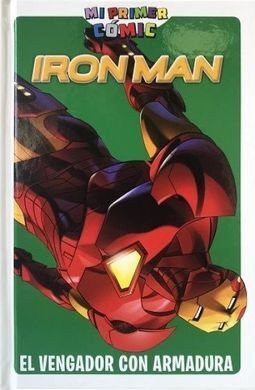 MI PRIMER COMIC. IRON MAN