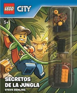 LEGO CITY 5+ SECRETOS DE LA JUNGLA