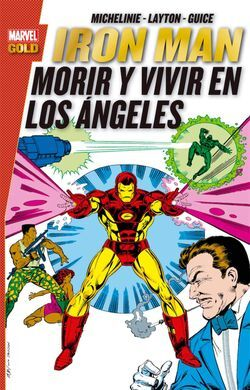 IRON MAN MORIR Y VIVIR EN LOS ANGELES