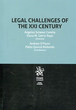 LEGAL CHALLENGES OF THE XXI CENTURY
