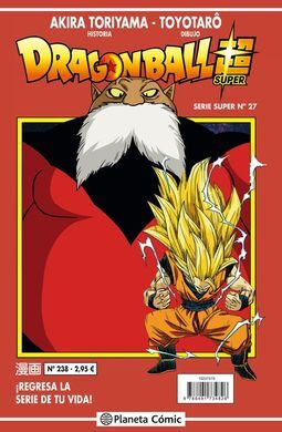 DRAGON BALL SERIE ROJA Nº238