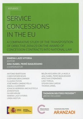 SERVICE CONCESSIONS IN THE EU DUO