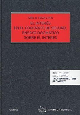 DESCARGAR INTERÉS EN EL CONTRATO DE SEGURO, EL (DÚO).