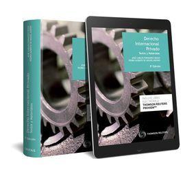 DESCARGAR DERECHO INTERNACIONAL PRIVADO (PAPEL + E-BOOK)