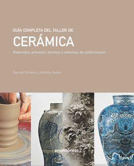 DESCARGAR GUIA COMPLETA DEL TALLER DE CERAMICA