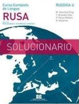 DESCARGAR CURSO COMPLETO DE LENGUA RUSA. SOLUCIONARIO DEL NIVEL INICIAL Y DEL NIVEL INTERM
