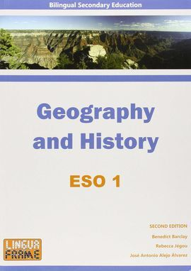 GEOGRAPHY AND HISTORY - 1º ESO