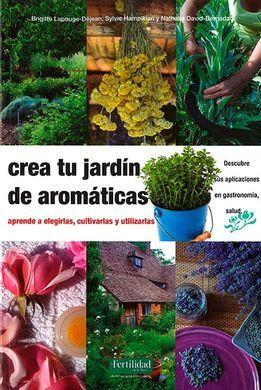 Crea tu jardin de aromticas librera online troa comprar for Crea tu casa online