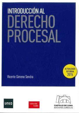 DESCARGAR INTRODUCCIÓN AL DERECHO PROCESAL