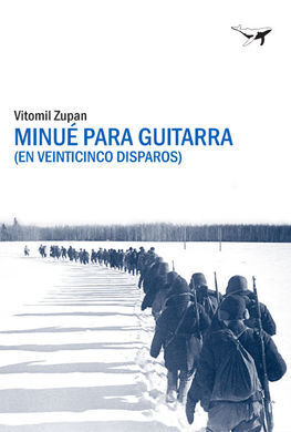 MINUÉ PARA GUITARRA (EN VEINTICINCO DISPAROS)