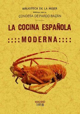 La cocina espa ola moderna librer a online troa comprar for Cocinas espanolas modernas