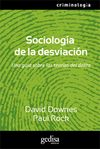 DESCARGAR SOCIOLOGÍA DE LA DESVIACIÓN