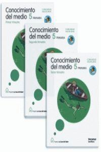 DESCARGAR CONOCIMIENTO DEL MEDIO - 5º ED. PRIM. M. LIGERA (LA CASA DEL SABER)