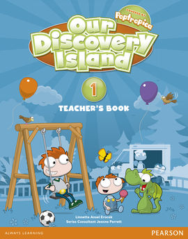 OUR DISCOVERY ISLAND 1 - TEACHER'S PACK