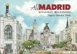 ALL MADRID EN 55 DIBUJOS