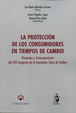 DESCARGAR LA PROTECCIÓN DE LOS CONSUMIDORES EN TIEMPOS DE CAMBIO