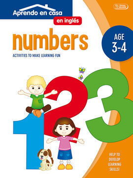 NUMBERS/AGE 3-4/ACTIVITIES TO MAKE LEARNING FUN/AP