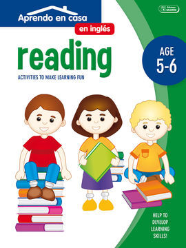 READING/AGE 5-6/ACTIVITIES TO MAKE LEARNING FUN/AP