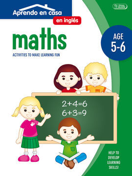 MATHS/AGE 5-6/ACTIVITIES TO MAKE LEARNING FUN/APRE