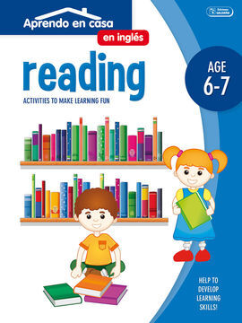 READING/AGE 6-7/ACTIVITIES TO MAKE LEARNING FUN/AP
