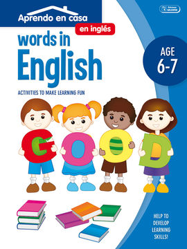WORDS IN ENGLISH/AGE 6-7/ACTIVITIES TO MAKE LEARNI