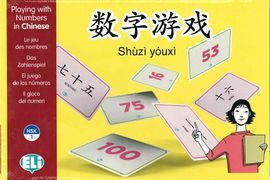 SHUZI YOUXI. PLAYING WITH NUMBERS IN CHINESE A1