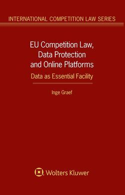 DESCARGAR EU COMPETITION LAW, DATA PROTECTION AND ONLINE PLATFORMS