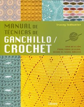 MANUAL DE GANCHILLO CROCHET