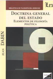 DOCTRINA GENERAL DEL ESTADO