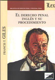 DESCARGAR DERECHO PENAL INGLES Y SU PROCEDIMIENTO, EL