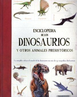 DESCARGAR ENCICLOPEDIA DE LOS DINOSAURIOS Y OTROS ANIMALES PREHISTORICOS