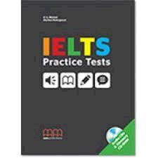 DESCARGAR IELTS PRACTICE TEST BOOK + CD ROM