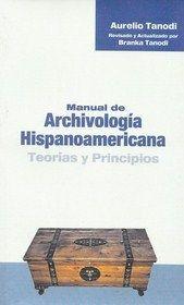 DESCARGAR MANUAL DE ARCHIVOLOGIA HISPANOAMERICANA