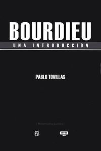 BORDIEU. UNA INTRODUCCIÓN
