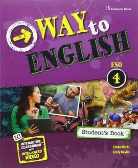 DESCARGAR WAY TO ENGLISH ESO 4 STUDENT'S BOOK