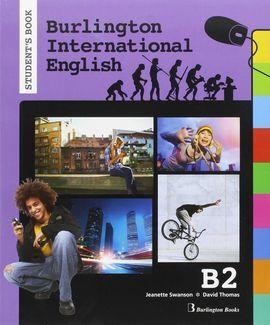 DESCARGAR BURLINGTON INTERNATIONAL ENGLISH B2 - STUDENT'S BOOK